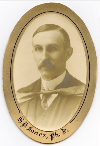 H. P. Jones, PhD
